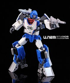 [Transformers Masterpiece] Autobot - Autocar 07 - Mirage 02g-1 | Flickr - Photo Sharing!