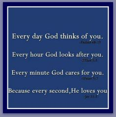 Every Day with God ...