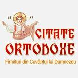 Citatele ortodoxe sunt esenţe tari ale gândirii patristice oferite în sticluţe mici. Citatele ortodoxe sunt sfaturi ale sfinţilor oferite cu drag din vasta lor experienţă de luptă duhovnicească. Citatele ortodoxe sunt cuvinte ale lui Dumnezeu oferite nouă prin gura sfinţilor.