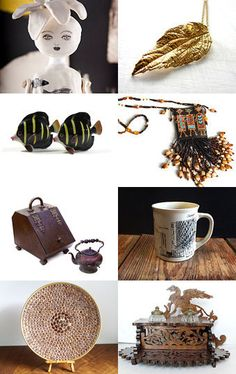 Thursday's Feature Picks by Pat on Etsy--Pinned with TreasuryPin.com