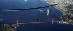 """Solar Impulse : """"Le Pacifique, c'est fait !"""""""