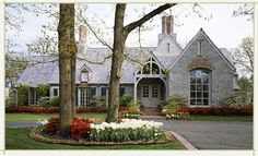 I'm such a fan of Jack Arnold homes. My favorite design is the Magnifique ~ a Country French Classic . I'm lucky that I still love it tod...
