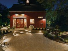 Eagle Bay CottageStone Patio YORKTOWN MATERIALS PINTEREST INSPIRATION CottageStone Antiqued gives your new hardscape the allure of naturally weathered stone. It is available in 6″ x 6″ and 6″ x 9″ shapes—the two sizes can work alone or be used together.