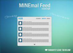 MINEmal Feed - Concept by NomNuggetNom.deviantart.com on @DeviantArt