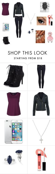 """""""Internal Love #43"""" by jazmine-bowman ❤ liked on Polyvore featuring True Religion, Minimum, Miss Selfridge, BillyTheTree, Bare Escentuals and Marc Jacobs"""