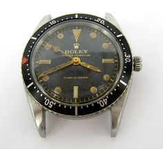 Rolex Turn-O-Graph Rolex 6202 Pre-Submariner