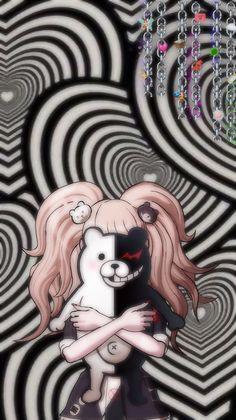 Goth Wallpaper, Wallpaper Animes, Cute Anime Wallpaper, Cartoon Wallpaper, Animes Wallpapers, Cute Wallpapers, Otaku Anime, Anime Art, Wallpaper Bonitos