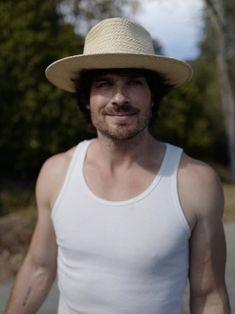 Ian Somerhalder, So Much Love, This Man, Panama Hat, Dreaming Of You, Take That, Happy Birthday, Deep Breath, Damon
