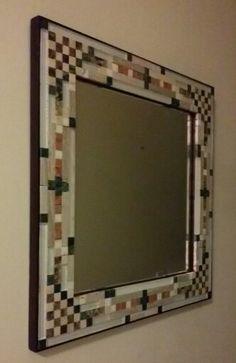 Espelho em marmore