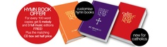 Latest hymn book offer