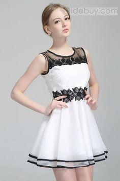 98ffe732d5 Slim Organza Sleeveless Vest Dress VC31212MN. Sifon RuhaPeplum ...