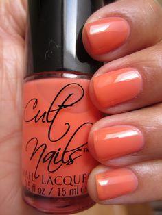 Cult Nails Scandalous