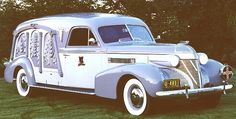 hearse 1939 cadillac by reluctant_paladin, via Flickr