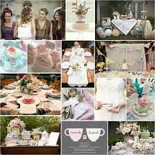 Image result for fall tea party