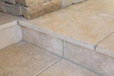 Jericho Limestone Wall Tiles & Pool Pavers by Eco Outdoor Limestone Pavers, Pool Pavers, Outdoor Flooring, Travertine, Wall Tiles, Tile Floor, Walls, House, Ideas