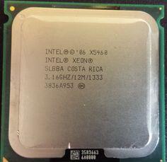 Intel Xeon X5460 z adapterem na LGA775, lepszy od Intel® Core™2 Extreme QX9650