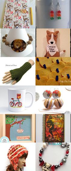 Autumn is in the air by Kerry Cornell on Etsy--Pinned+with+TreasuryPin.com