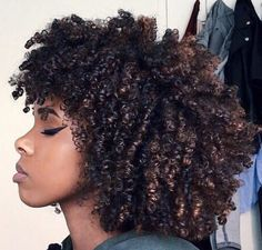 All You Ought to Know referring to the Afro Hairstyle Natural Hair Inspiration, Natural Hair Tips, Natural Curls, Natural Hair Styles, Natural Hair Highlights, Afro Hairstyles, Pretty Hairstyles, Style Afro, Textured Hair