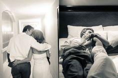 "Black & White Candid wedding photos - (with ""flash defuser""?) ""like""!"