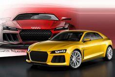 Концепты Audi Sport Quattro и Nanuk могут пойти в серию http://carstarnews.com/audi/20136030