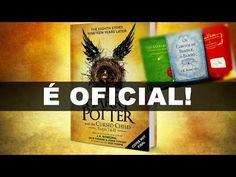 HARRY POTTER AND THE CURSED CHILD VAI VIRAR LIVRO SIM!   Novidades mágicas 2017 e mais! - YouTube