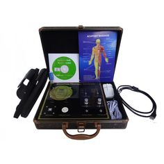 Model Hot Sale latest Quantum magnetic resonance body analyzer with English Spanish French Magnets, Medical, Health, Shopping, Spanish, English, French, Model, D Day