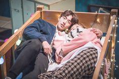 Nam Joo Hyuk Lee Sung Kyung, Kdrama, Joon Hyung, Kim Book, Swag Couples, Nam Joohyuk, Do Bong Soon, Weightlifting Fairy Kim Bok Joo, Drama Movies