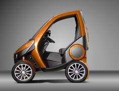 The Casple-Podadera city car knows when to fold 'em - Images