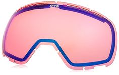 Spy Optic Platoon Snow Goggles Pink Contact Lens * Find out more about the great product at the image link #WinterSports Accessories