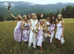 Models Convene in the Catskills to Watch Hanne Gaby Odiele Wed in Balenciaga