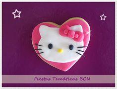 Galletas Hello Kitty