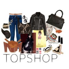 """TOPSHOP"" by thomcin on Polyvore"