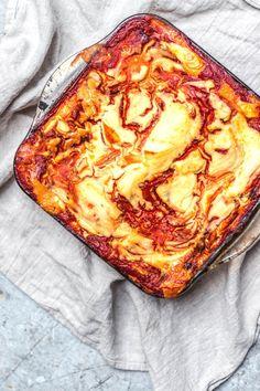 Vegan Spinach Ricotta Lasagne