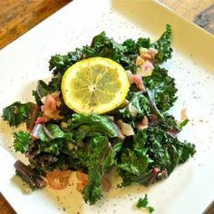 Sauteed Kale
