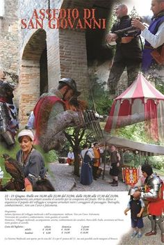Castello di Gropparello - Assedio di San Giovanni