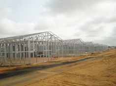 Social Housing Steel Construction - Scottsdale Construction Systems