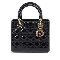Shop authentic Christian Dior Medium Lady Dior at revogue for just USD  1 77700f18f1d92