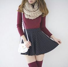 Find images and videos about fashion, style and outfit on We Heart It - the app to get lost in what you love. Cute Fall Outfits, Winter Fashion Outfits, Girly Outfits, Cool Outfits, Preppy Fashion, Fashion Looks, Only Fashion, Estilo Preppy, Crop Top Outfits