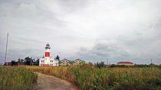 маяк на Бердянской косе