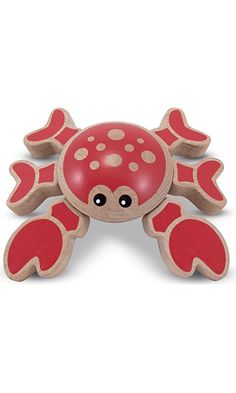 Melissa & Doug Twisting Crab Best Price