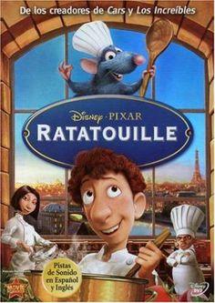 Ratatouille [Vídeo-DVD] / [Escrita y dirigida por] Brad Bird