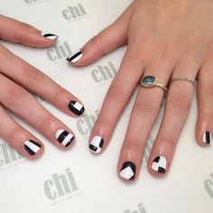 Nail Art Inspired By Rachel Zoe Resort '14