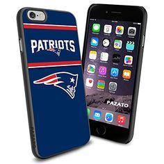iPhone 6 Print Case Cover New England Patriots Logo Football Protector Black PAZATO® PAZATO Sport http://www.amazon.com/dp/B00ON7HAFY/ref=cm_sw_r_pi_dp_QvQtub0V7977E