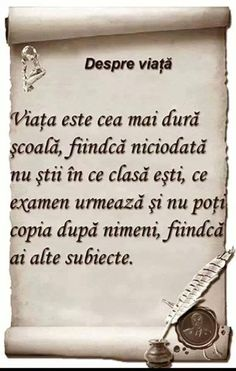 Tu in ce clasa esti? Wise Quotes, Poetry Quotes, Motivational Words, Inspirational Quotes, God Prayer, Timeline Photos, True Words, Spiritual Quotes, Wallpaper Quotes