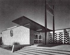Clínica ISSSTE Ciudad Juárez. 1964.
