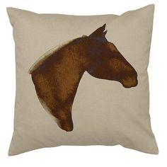 Loving Scot Lifshutz pillow cover