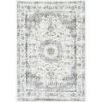 nuLOOM Verona Grey 5 ft. x 7 ft. 5 in. Area Rug RZBD07B-53079 at The Home Depot - Mobile