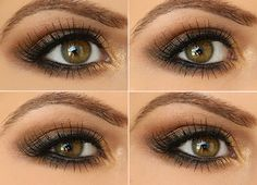 Step by Step Smokey Brown Eyeshadow Tutorial! by Makeup Tips, Beauty Reviews, Tutorials |… on SheSaidBeauty