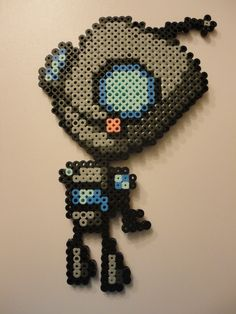 Gir--how awesome is this?! is the melty beads we loved as a kid!