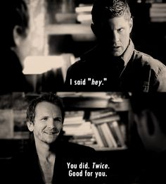 Reason 1234556789 that balthazar is one of my favorites. He's so sassy!